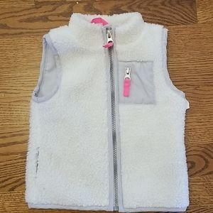 Carters girls vest size 3T